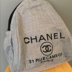 AUTHENTIC CHANEL VIP BACKPACK